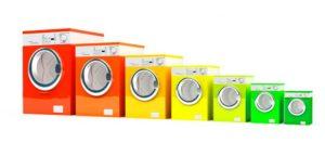 Классы отжима стиральных машин