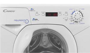Панель стиральной машины