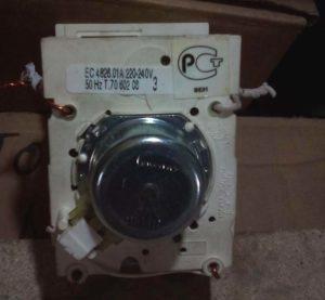 Программатор стиральной машины