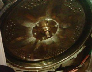 Эмалированный бак стиральной машины