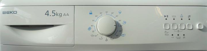 Дисплей стиральной машины Беко