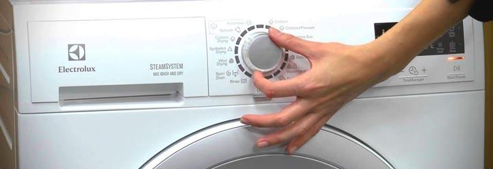Дисплей стиральной машины Электролюкс
