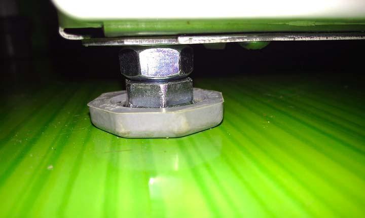 Ножки стиральной машины