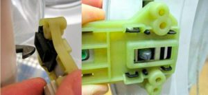 Принцип действия замка стиральной машины