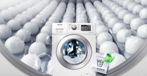 Стирка пузырьками Eco Bubble