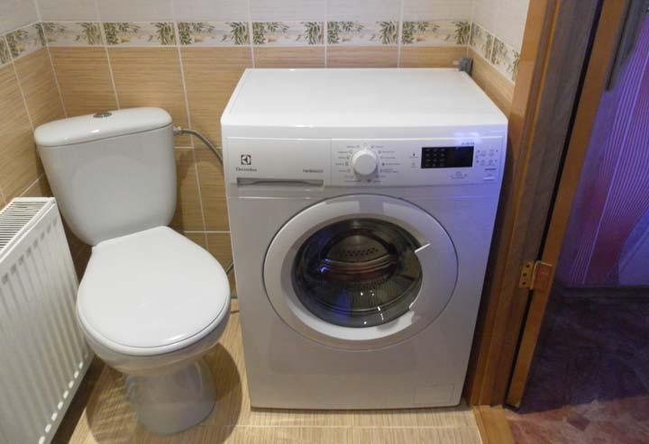 Правильная установка стиральной машины