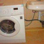 Первая стирка новой стиральной машины: советы, подготовка