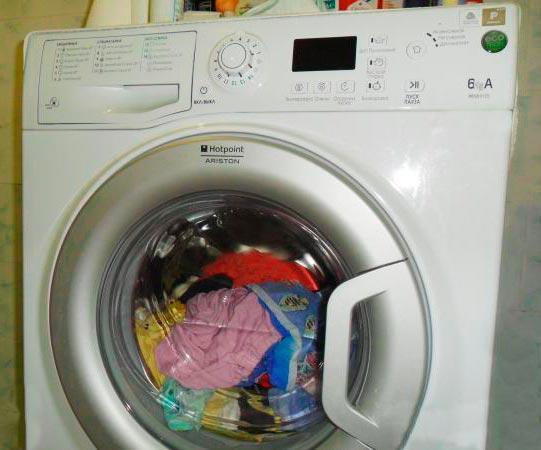 Заблокировалась дверца стиральной машины
