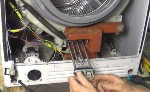 Замкна тена в стиральной машине