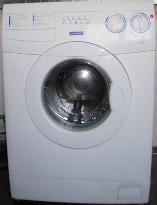 инструкция стиральной машины атлант 840т