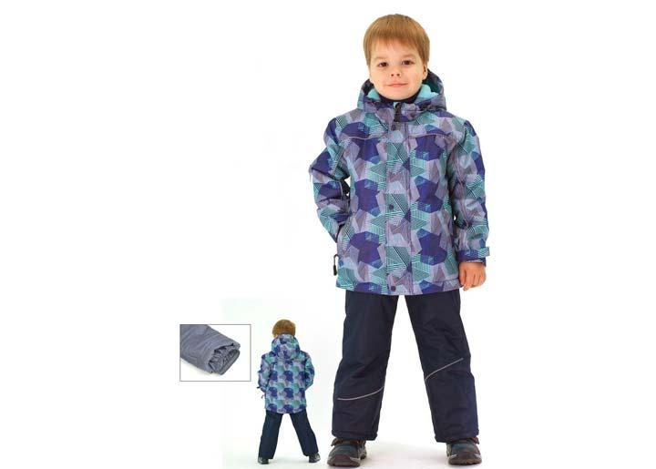 Мембранная одежда отлично подходит малышам