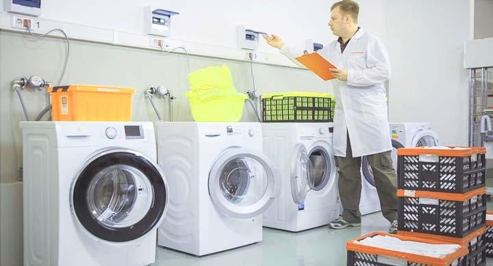 Тестирование стиралок на энергоэффективность