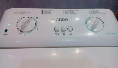 Ardo tl600x- стиральная машина