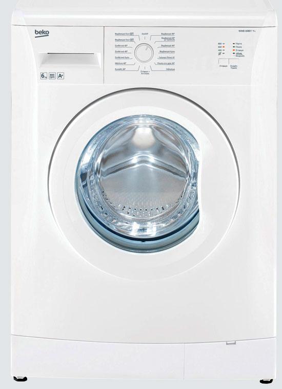 Beko 60801-инструкция стиральной