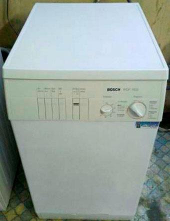 Bosch 1800- инструкция стиральной