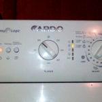 Ardo tl85s- инструкция, по эксплуатации стиральной машины на русском: скачать