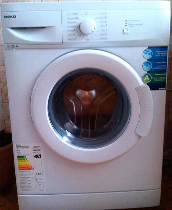 beko 51011-инструкция стиральной