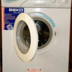 Beko 6108-инструкция, по эксплуатации стиральной машины на русском: скачать