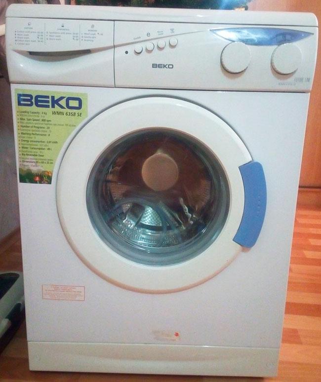 beko wmn 6356 sd- инструкция стиральной