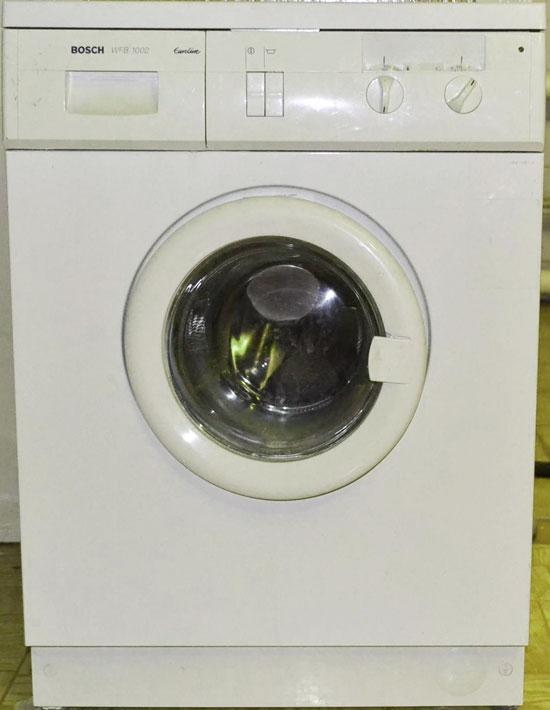 bosch 1002- инструкция стиральной