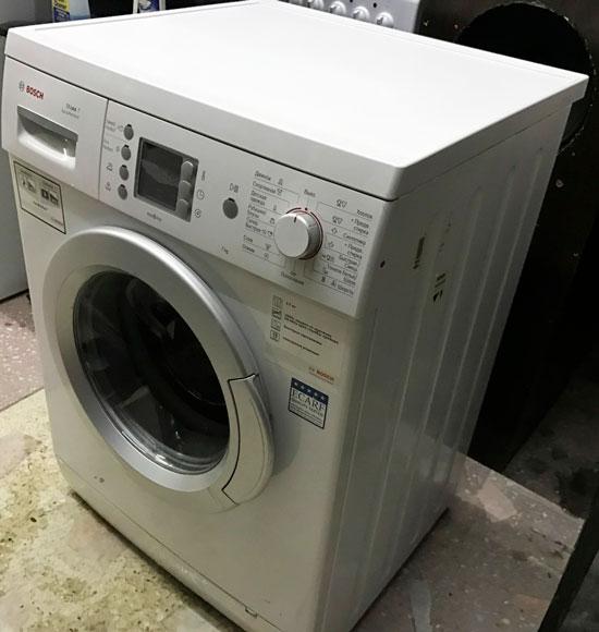 bosch wae 20444 oe - инструкция стиральной машины