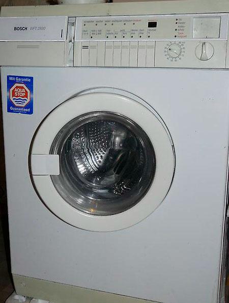 bosch wft 2830- инструкция стиральной машины