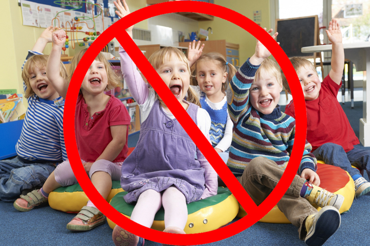 Кондиционер для белья может не подходить детям