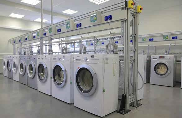 Тестирование стиральных машин