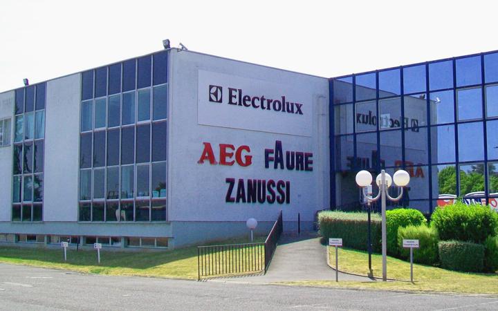 Завод Занусси