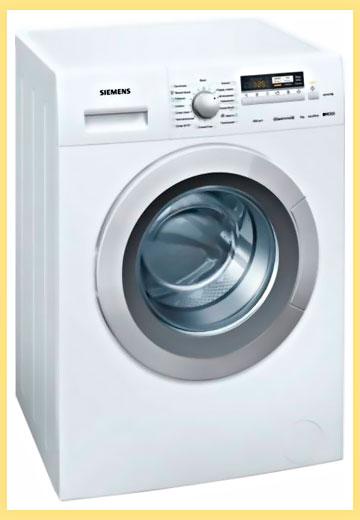 Siemens WS10X440 стиральная машина