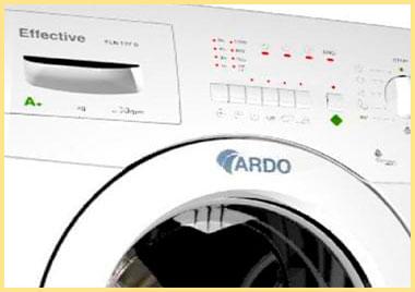 Панель управления стиральной машины Ардо