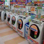 Самые хорошие японские стиральные машинки автомат- обзор