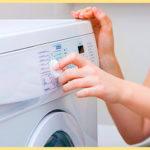 Первый запуск стиральной машины: особенности первой стирки. Советы +Видео