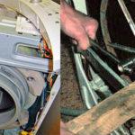 Как разобрать стиральную машину lg автомат: инструкция ремонта +Видео