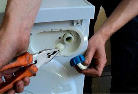 Как чистить стиральную машину