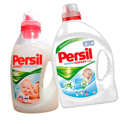 Гели Persil Expert Sensitive
