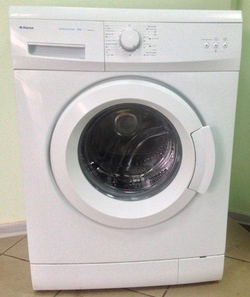 hansa awb508lr- инструкция стиральной