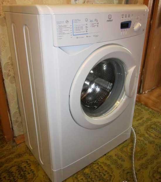 Indesit wise 10- инструкция стиральной