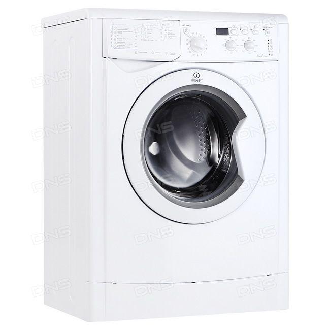 Indesit iwsb 6105- инструкция стиральной машины