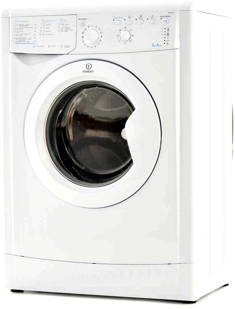 indesit iwsb 5085 - инструкция стиральной