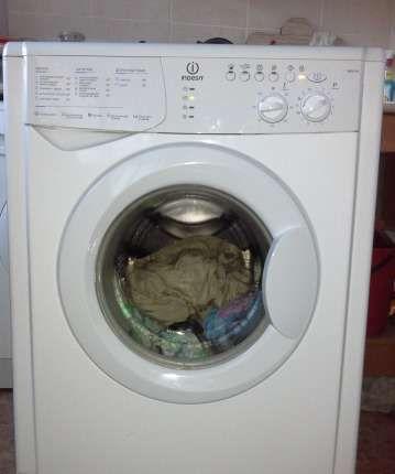 Инструкция стиральной indesit wisl 104