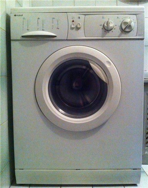 Indesit wg421tp - инструкции стиральной