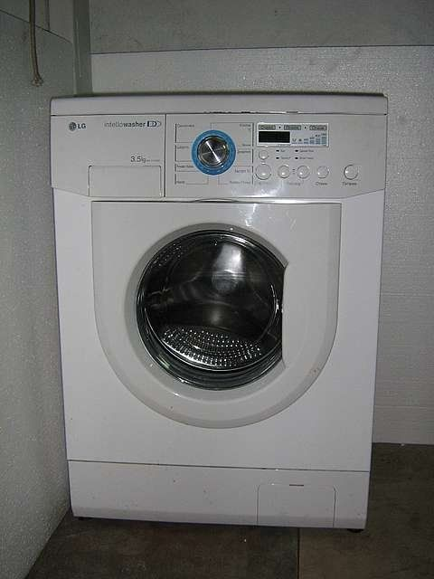 Lg intellowasher инструкция