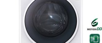 lg f12u1sdn0n - инструкция стиральной