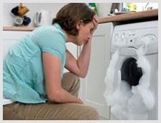 течет стиральная машина