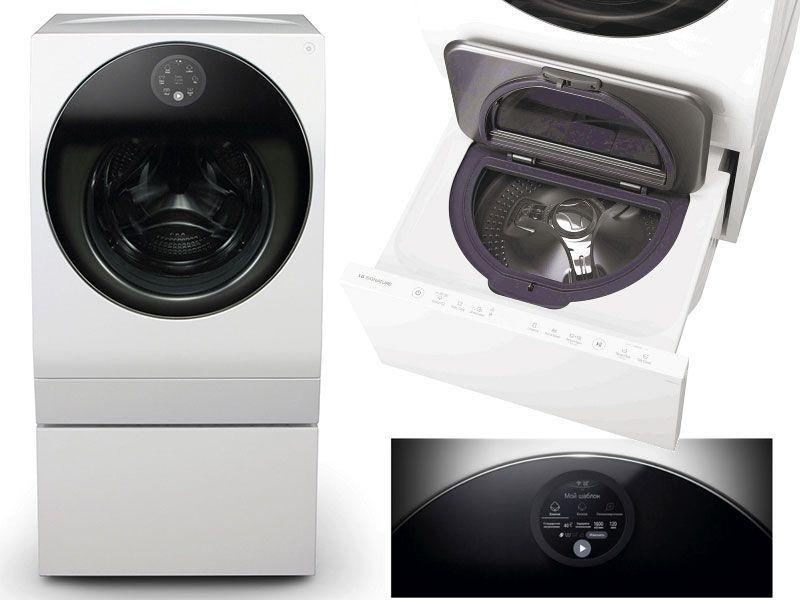 Lg lswd100 - скачать инструкцию стиральной