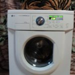 Lg wd 12170sd- инструкция по эксплуатации стиральной машины на русском: скачать