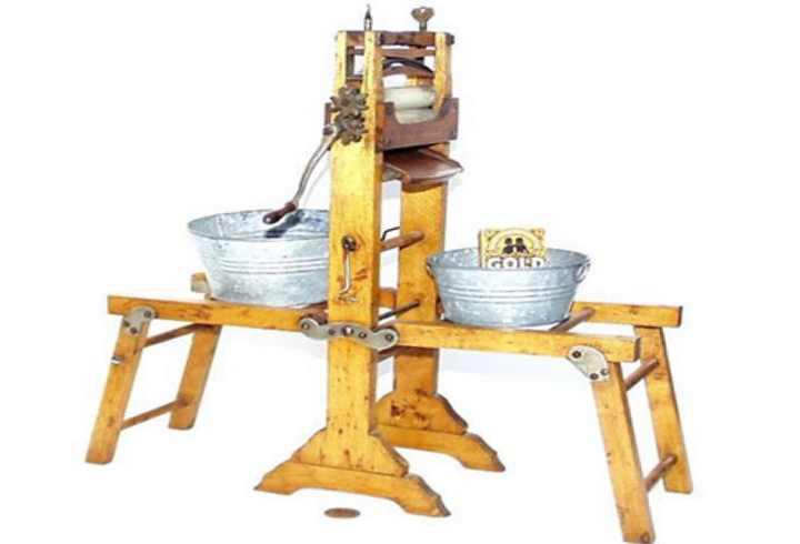 Барабанные и ротационные стиральные машины