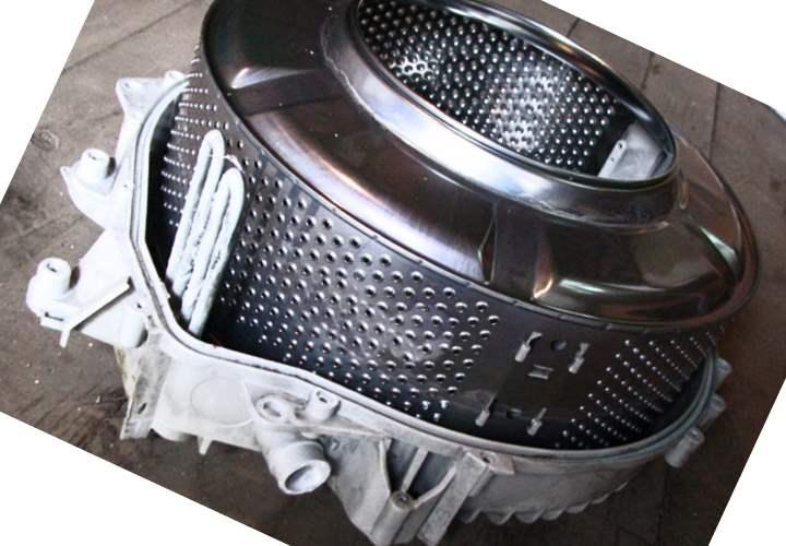 Ремонт стиральных машин ATLANT выбор запчастей и разборка машины своими руками Как снять барабан Ремонт насоса и ТЭНа