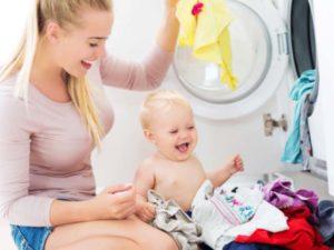 Как стирать вещи малыша? Основные правила, нюансы, секреты и тонкости